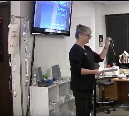 IV-Instructor